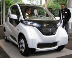 Honda Micro Commute: фото, характеристики