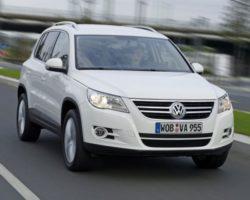 В России отзывают Volkswagen Tiguan 2008-2011 г.в.