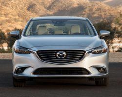 Рестайлинговая Mazda 6 2015 — 2016 в России (цена, фото)