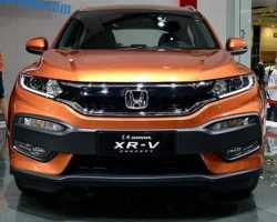 Представлен кроссовер Honda XR-V