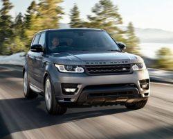 Внедорожник Land Rover Range Rover Sport 2014