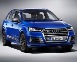 Самый мощный дизельный внедорожник Audi SQ7 TDI 2016–2017 (цена, фото)