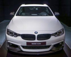 Купе BMW 4-Series 2014 с пакетом M-Performance