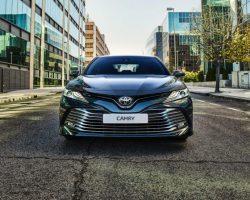 Новая Тойота Камри 2018 в России (цена, фото, характеристики)