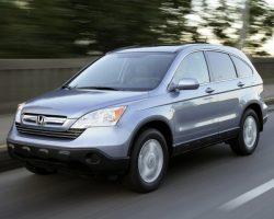 В России отзывают Honda Accord, CR-V и Jazz 2005–2008
