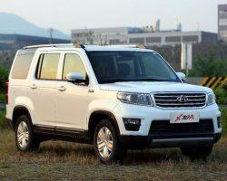 Changan X70A — китайцы соединили Land Rover и Toyota (цена, фото)