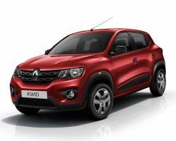 Новый хетчбэк Renault Kwid за 233 000 рублей (фото, видео)