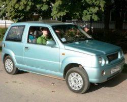 Автомобиль «Мишка»: цена, фото, характеристики