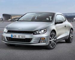 Рестайлинговый Volkswagen Scirocco 2015