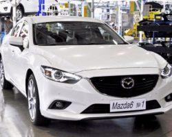 Mazda 6 2013 российской сборки