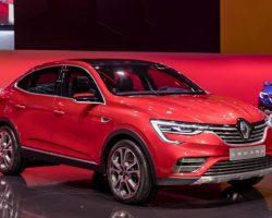 Новый кроссовер Renault Arkana 2018 – 2019 для России (цена, фото, обзор)
