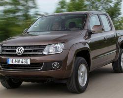 Пикап Volkswagen Amarok 2014-2015: фото, цена, характеристики