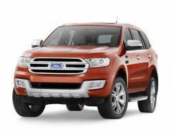 Рамный внедорожник Ford Everest 2016