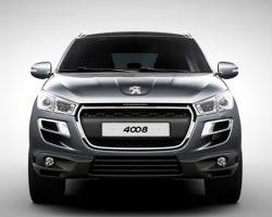 Peugeot 4008: характеристики, видео, фото