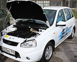 Электрическая ELLADA от АвтоВАЗа