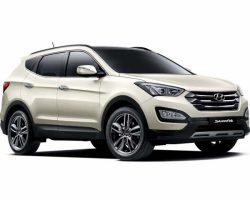 Цены на Hyundai Santa Fe 2013 в России