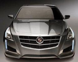 Новый Cadillac CTS 2014 в России