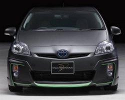Тюнинг Toyota Prius 3 от Wald (фото)