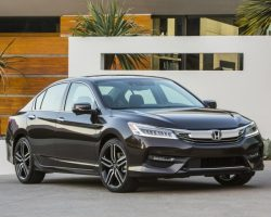 Рестайлинговый Honda Accord 2016 показали в США (фото, цена)
