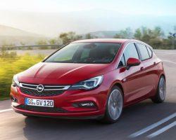 Рассекречен новый Opel Astra 2016 (фото)