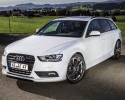 Тюнинг Audi A4 2013 от ABT Sportsline (фото)
