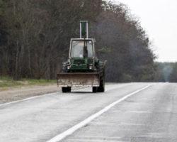 Штраф за медленную езду составит до 1500 рублей