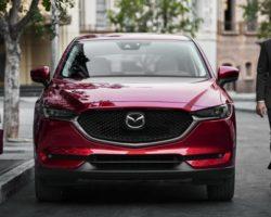 В США показали новую Mazda CX-5 2017–2018 (цена, фото)