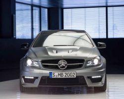 Mercedes C63 AMG Edition 507 2014: цена, фото, видео