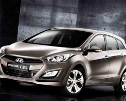 Новый Huyndai i30 2012 в кузове универсал: характеристики, фото