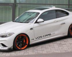 BMW M2 получил обновления от VOS Performance