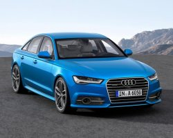 Семейство Audi A6 2015 в России (цена, фото)