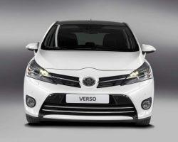 Toyota Verso 2013: цена, фото, характеристики