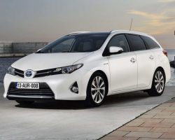 Универсал Toyota Auris Touring Sports 2014