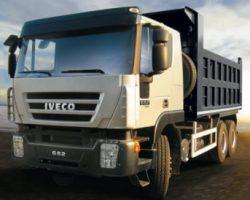 Новый грузовик Iveco 682 в России (фото, цена)