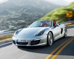 Новый Porsche Boxster 2013: фото, видео, цена