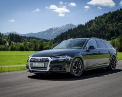 ABT представили «заряженный» Audi AS4