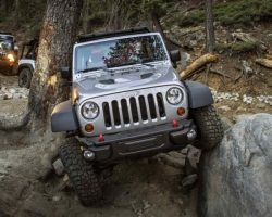 Jeep Wrangler Rubicon 10th Anniversary Edition 2013