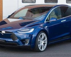 FAB Design подготовили обвес для Tesla Model X