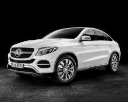 Новое купе Mercedes GLE Coupe 2016 (цена, фото)