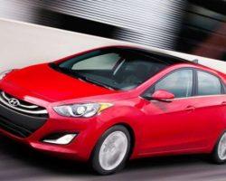 Купе и хэтчбек Hyundai Elantra 2013: характеристики, фото