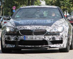 BMW M6 2012 фото и видео