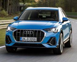 Новый Audi Q3 2019 (Ауди КУ) фото, цена, комплектация