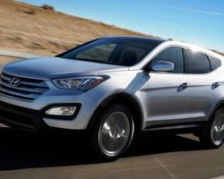 Hyundai Santa Fe 2013: фото, характеристики, цена