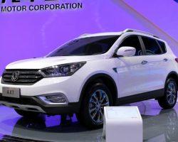 Китайский Dongfeng (DFM) AX7 — копия Nissan Qashqai (фото, цена)