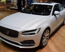Новый Volvo S90 2016 – 2017 в России (цена, фото)