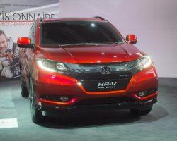 Новый Honda HR-V 2016: цена, фото, характеристики