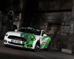 Ford Mustang SF600R от Schropp Tuning