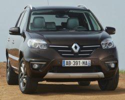 Цены на Renault Koleos 2014 в России