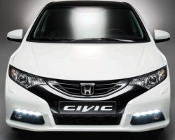 Представлен новый Honda Civic 2014 в кузове хэтчбек