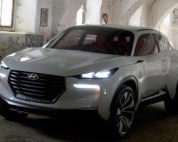 Водородный Hyundai Intrado Concept 2014 (фото)